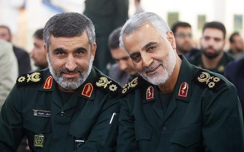 خداحافظ ای فرمانده محبوب ایران